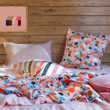 Castle Sweet Pea Duvet Cover