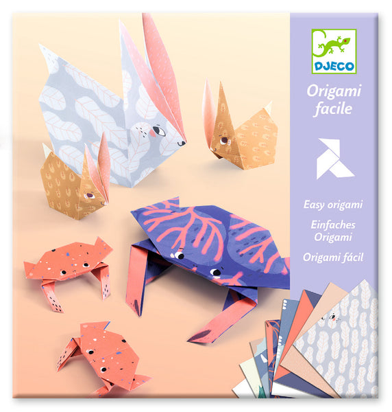 Djeco Origami | Animal Family