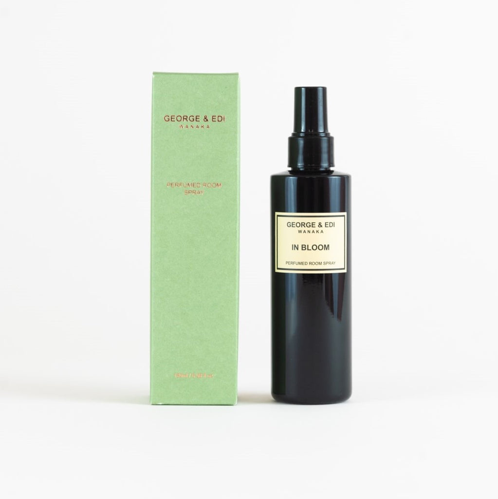 George & Edi Perfumed Room Spray | In Bloom