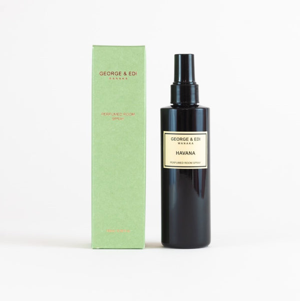 George & Edi Perfumed Room Spray | Havana