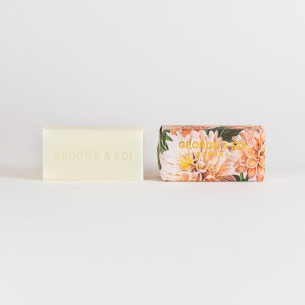 George & Edi Bar Soap | In Bloom