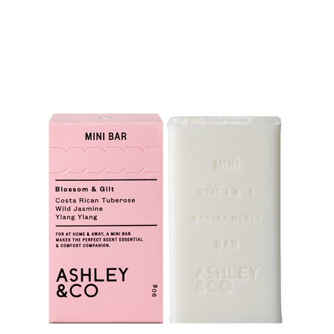 Ashley & Co Minibar | Blossom & Gilt