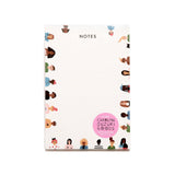 Carolyn Suzuki Note Pad | Friends