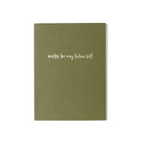 Emma Kate Co A6 Notebook | Notes for My Future Self