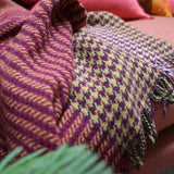 Designers Guild Arklet Loganberry Throw
