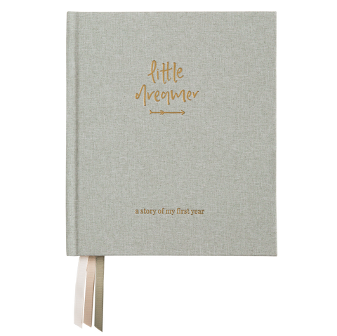 Emma Kate Co Baby Journal | Sage