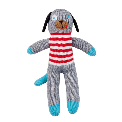 Blabla Andiamo the Dog Knit Doll