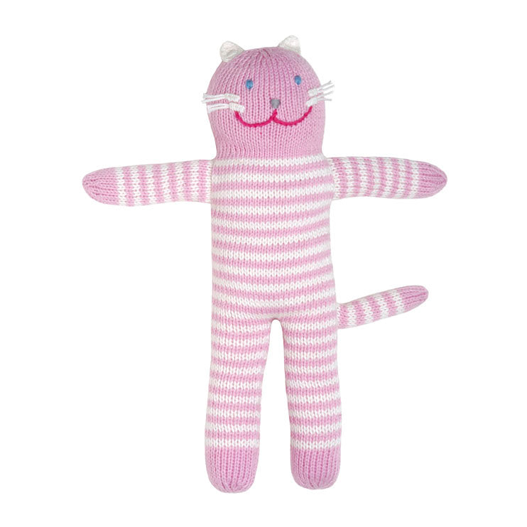 Blabla Rose the Cat Knit Doll