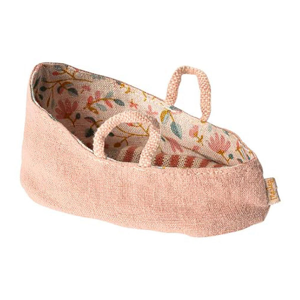 Maileg Carrycot | Misty Rose