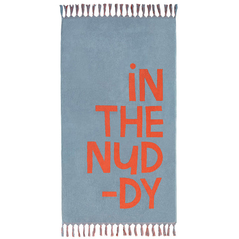 PRE-ORDER Castle Bath Towel | Nuddy