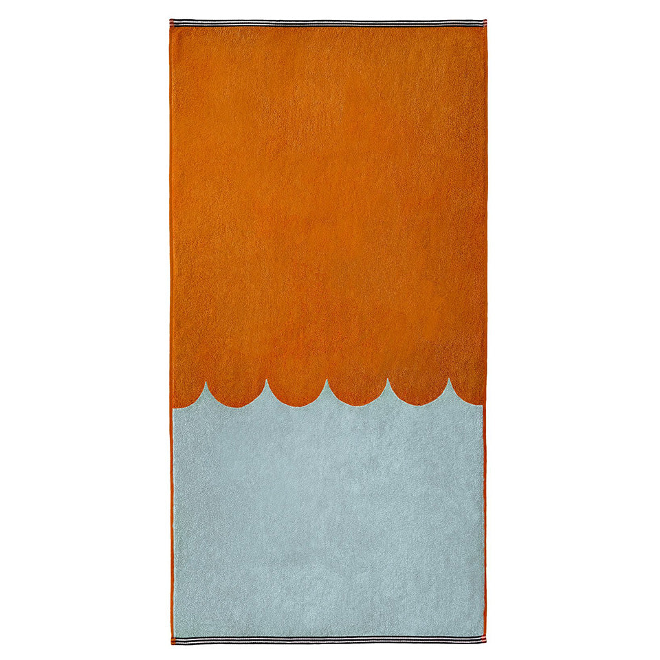PRE-ORDER Castle Bath Towel | Toffee