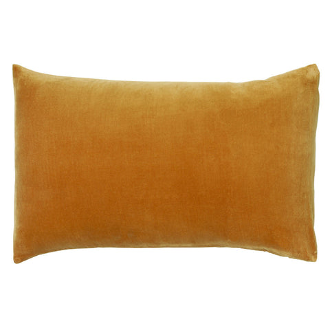 Castle Pillowcase | Butterscotch Velvet