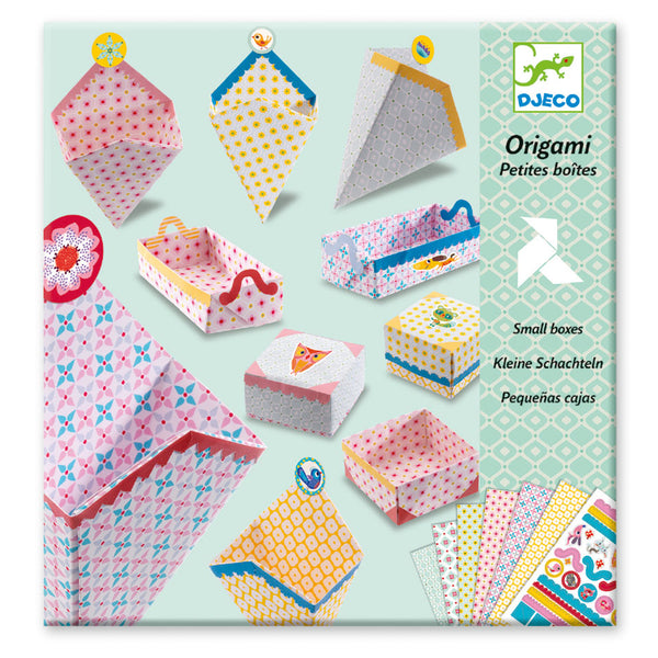 Djeco Origami | Small Boxes