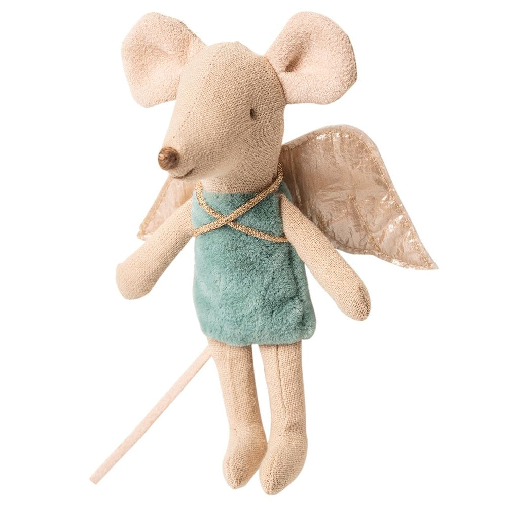 Maileg Fairy Mouse | Dusty Blue