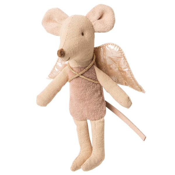 Maileg Fairy Mouse | Dusty Mauve