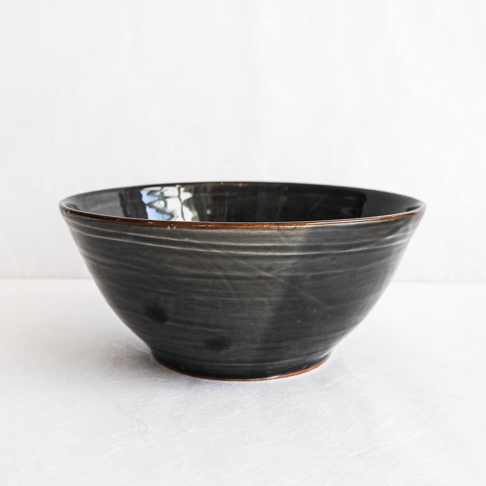 Katherine Smyth Chow Bowl | Licorice
