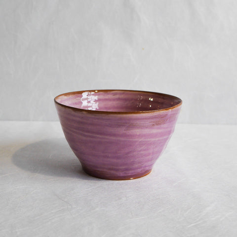 Katherine Smyth Icecream Bowl | Lilac