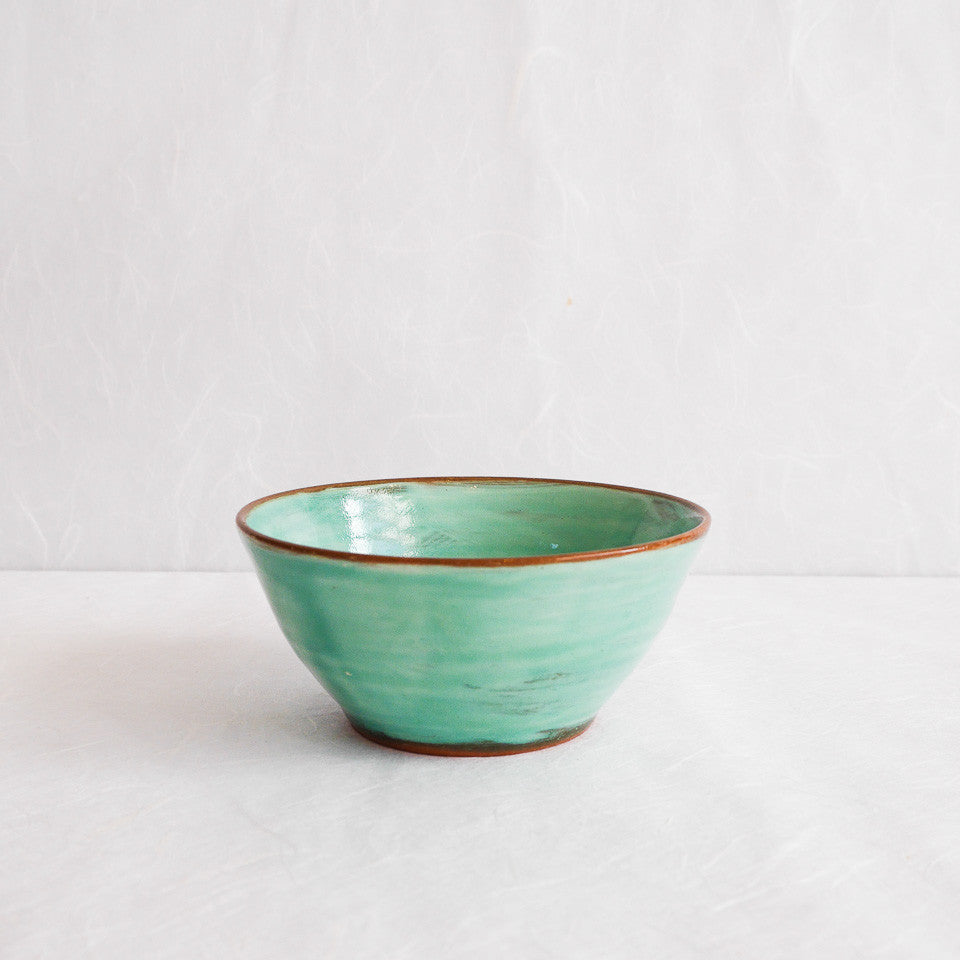 Katherine Smyth Icecream Bowl | Sea Green