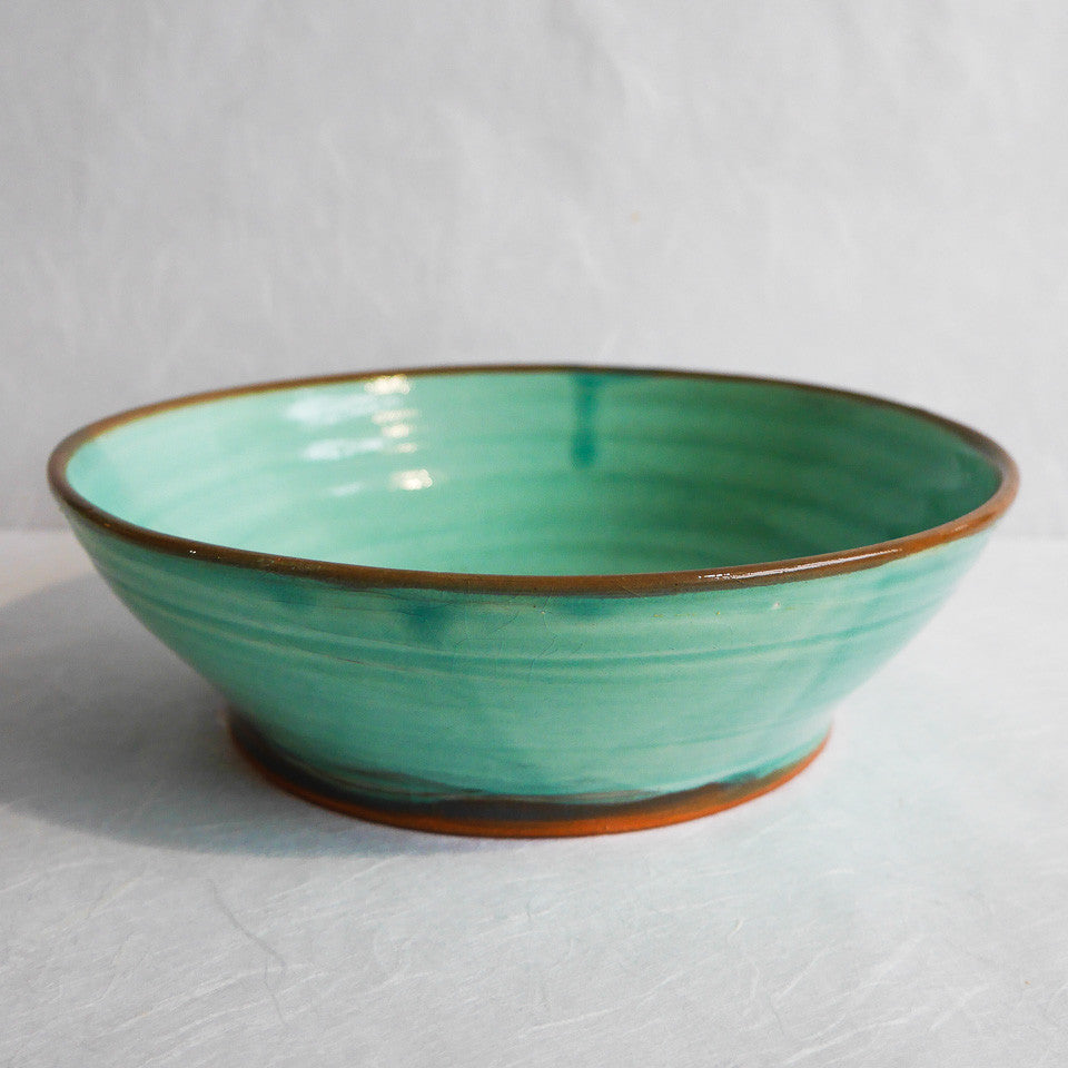 Katherine Smyth Pasta Bowl | Sea Green