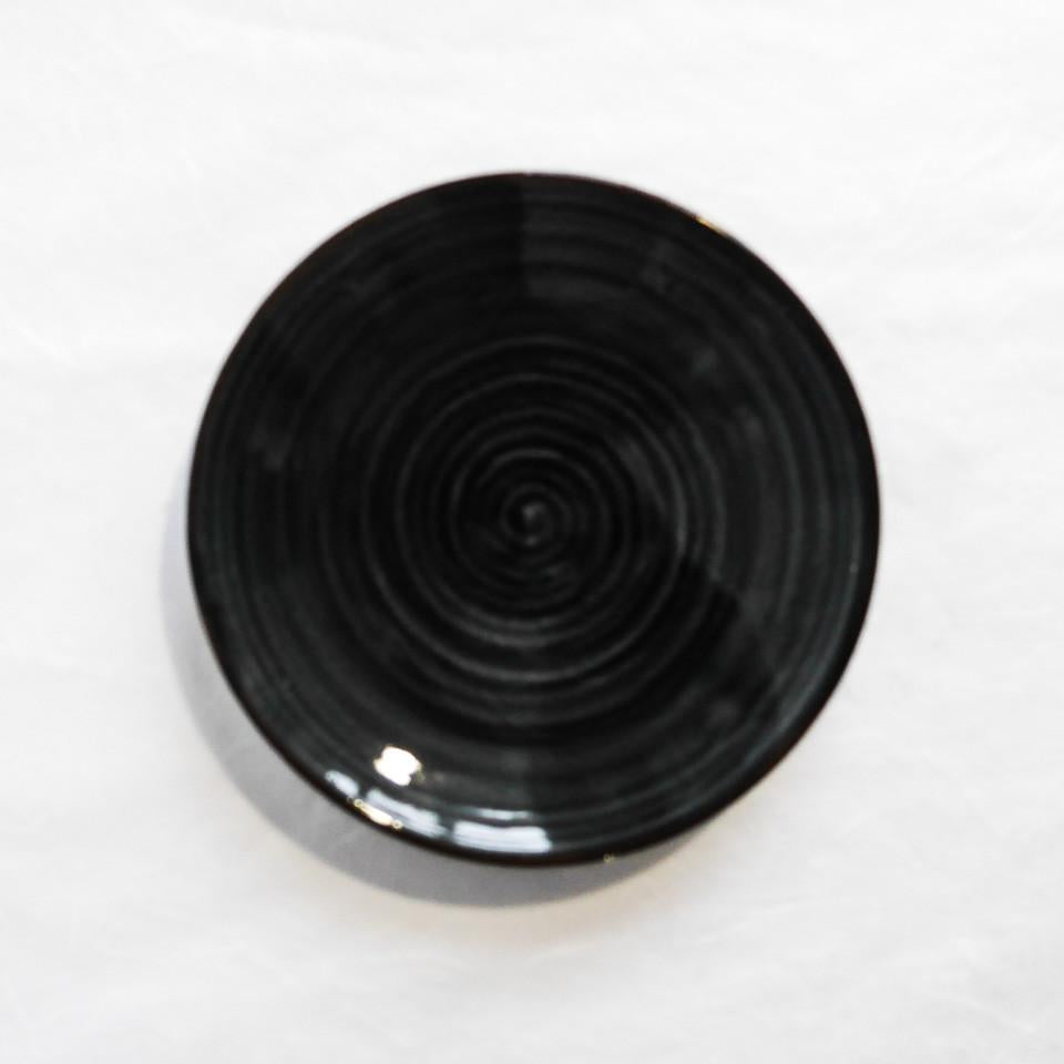 Katherine Smyth Dinner Plate | Licorice