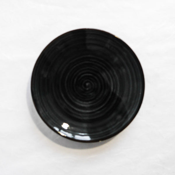 Katherine Smyth Plate | Licorice
