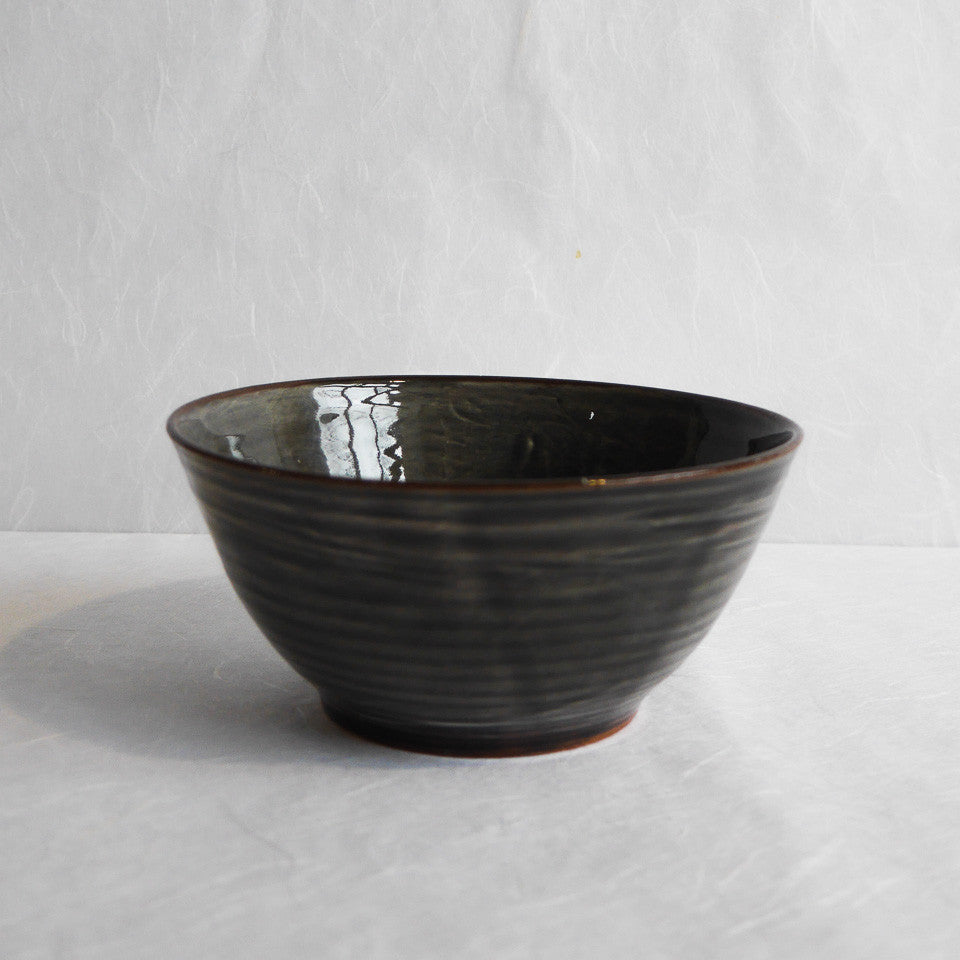 Katherine Smyth Small Bowl | Licorice