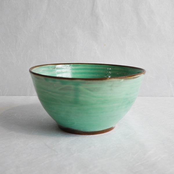 Katherine Smyth Small Bowl | Sea Green