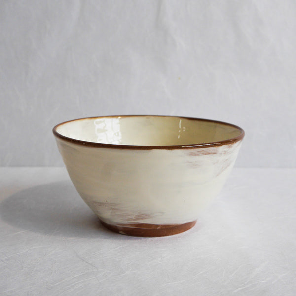 Katherine Smyth Small Bowl | White