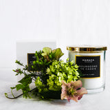 Maraca Luxury Candle | Bourgeons De Cassis