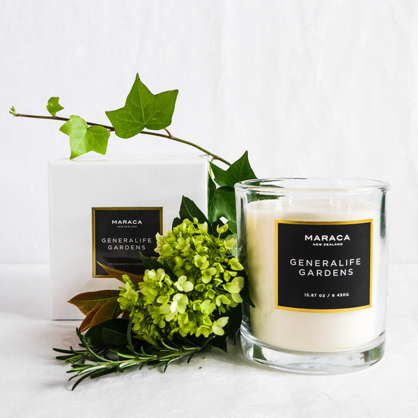 Maraca Luxury Candle | Generalife Gardens