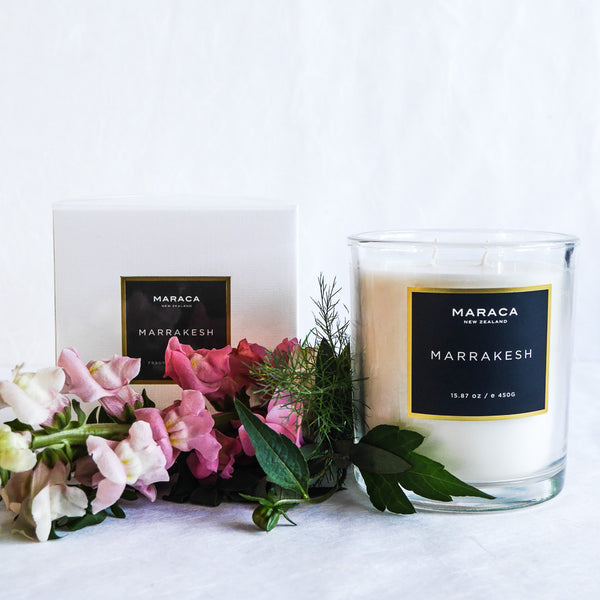 Maraca Luxury Candle | Marrakesh