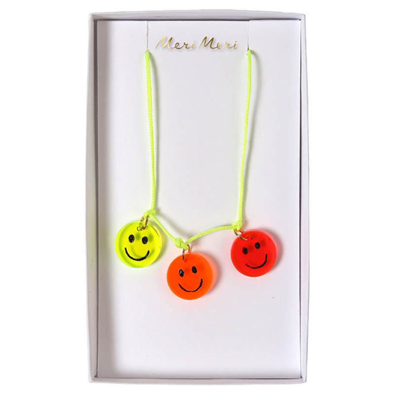 Meri Meri Emoji Necklace