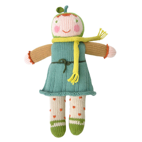 Blabla Apple the Apple Knit Doll