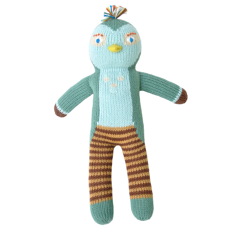 Blabla Figaro the Bird Knit Doll