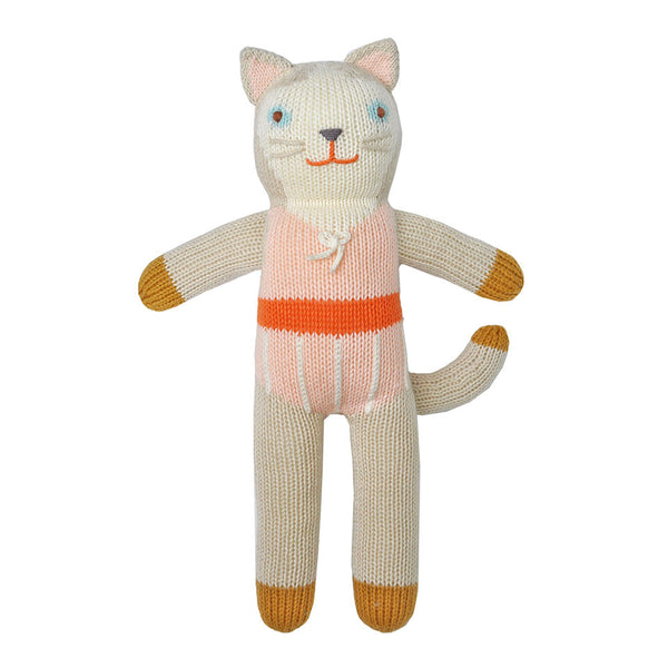 Blabla Colette the Cat Knit Doll
