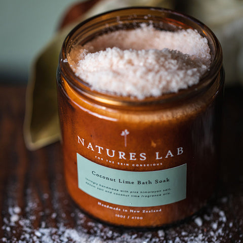 Natures Lab Coconut Lime Bath Soak