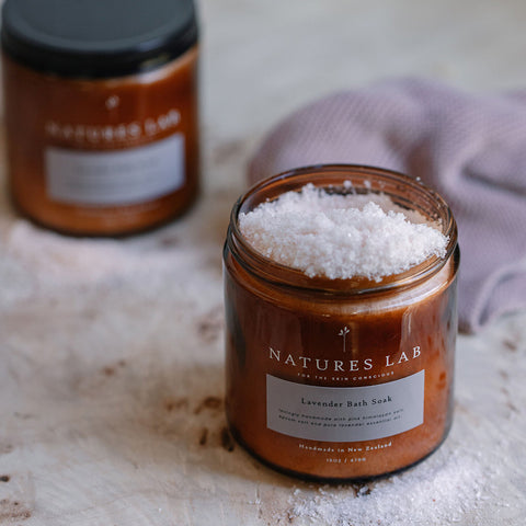 Natures Lab Lavender Bath Soak