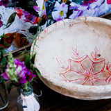 Vintage Indian Paper Mache Bowl | 09