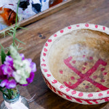 Vintage Indian Paper Mache Bowl | 04