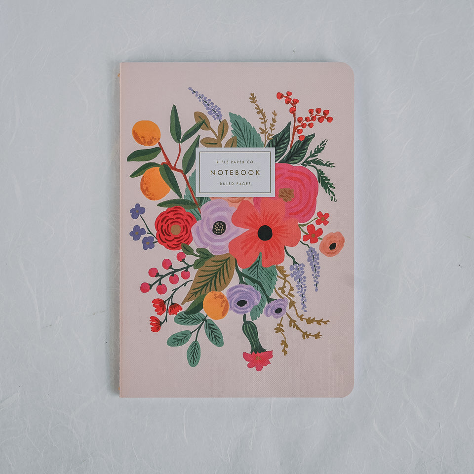 Rifle Paper Co. Notebook | Garden Party Blush