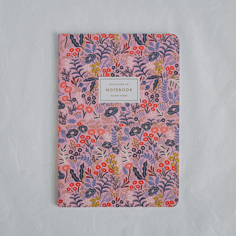Rifle Paper Co. Notebook | Tapestry Pink