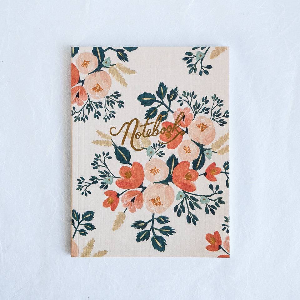 Rifle Paper Co. Notebook | Parisian Floral