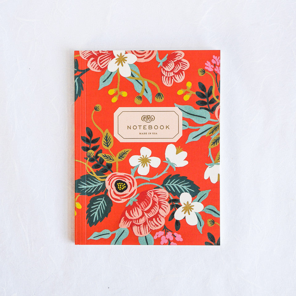 Rifle Paper Co. Notebook | Birch Floral