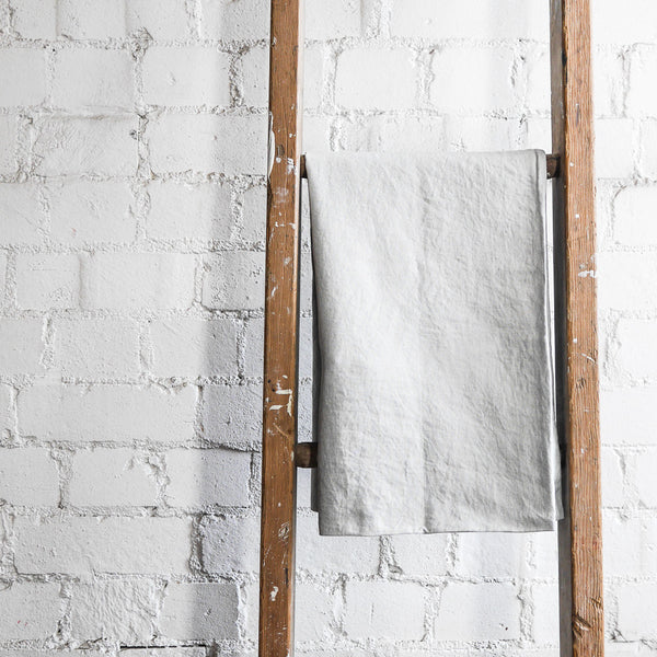 Vida Ash Linen Pillowcases