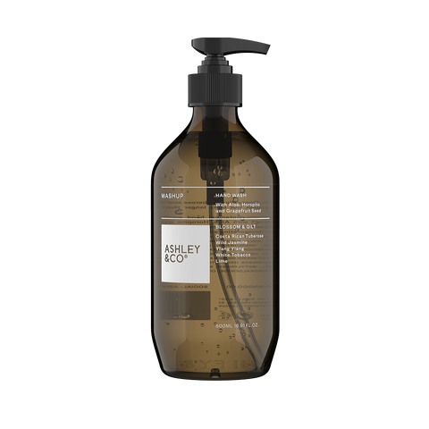 Ashley & Co WashUp Botanical Hand Wash | Blossom & Gilt