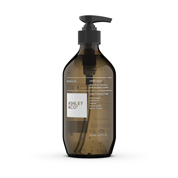 Ashley & Co WashUp Botanical Hand Wash | Once Upon & Time