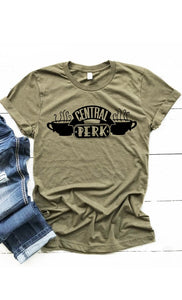 CENTRAL PERK Graphic Tee