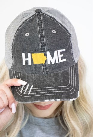 HOME IOWA Trucker Hat