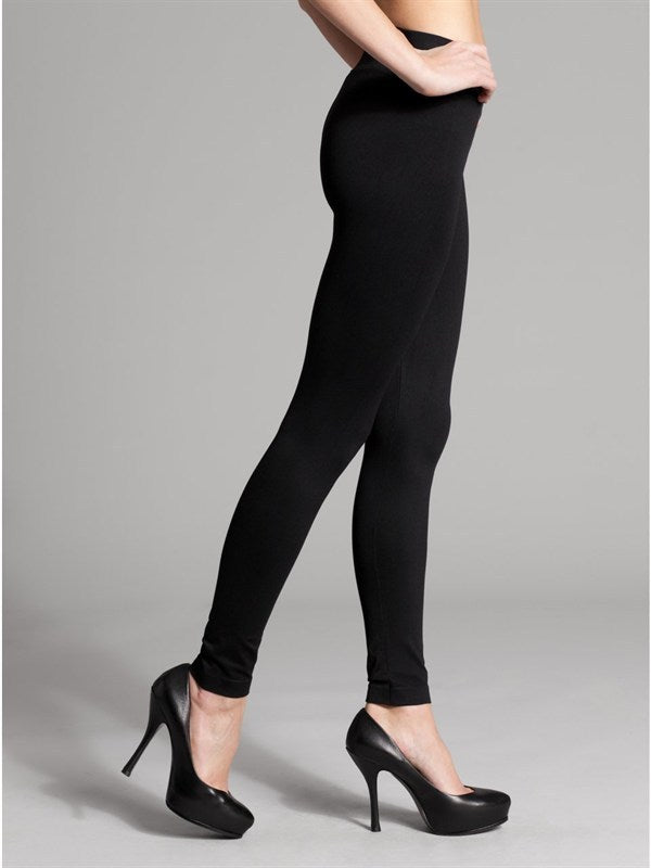 FEEL GOOD Black Leggings