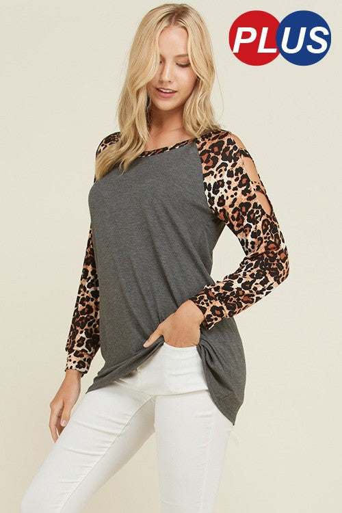 WHO WE ARE Tunic Plus Top